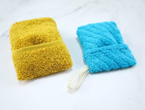 Soap Saver Pouch In 5 Minutes