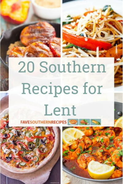 20 Southern Recipes for Lent