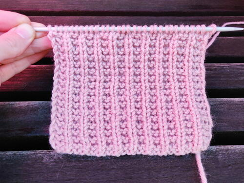 Orchard Knit Stitch