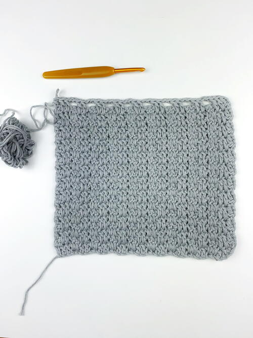 How To Crochet Bloque Stitch