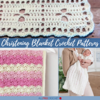 17+ Free Crochet Patterns for Christening Blankets