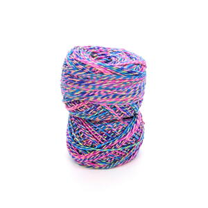 Fancy Flamingo Twist Lace Silk Yarn Giveaway