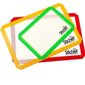 Silicone Non-Stick Silchef Baking Mats Giveaway