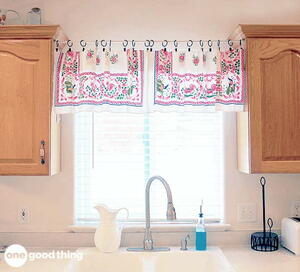 Free Sewing Patterns To Make Window Treatment Projects Allfreesewing Com