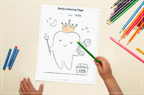 5 Free Teeth Printables For Kids