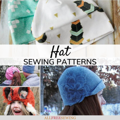 35 Hat Sewing Patterns