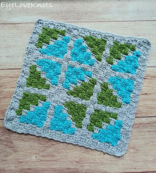 C2c Window Pane Square
