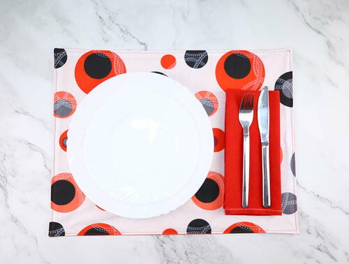 How To Make Placemats In Minutes