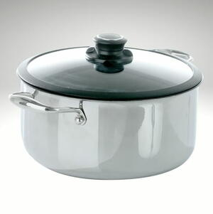 Frieling Black Cube Stockpot w/ Lid Giveaway