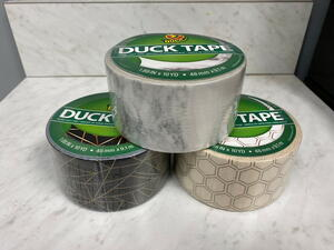 DIY Decorative Duck Tape Giveaway