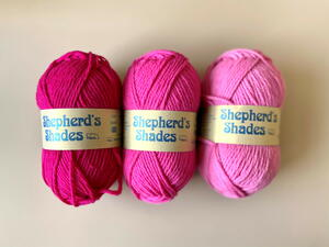 Pretty in Pink Shepherds Shades Yarn Giveaway
