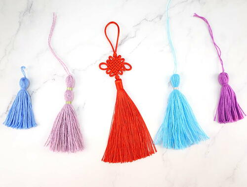 The Easiest Diy Tassels
