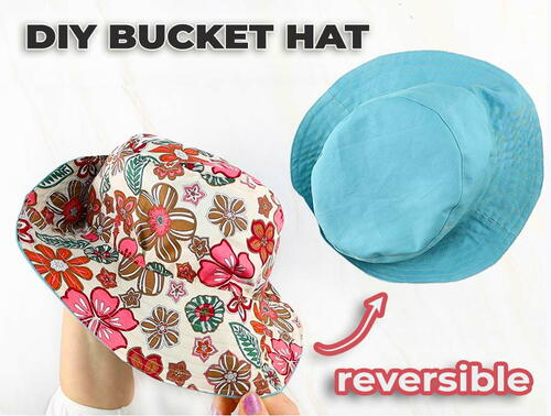 Easy Bucket Hat