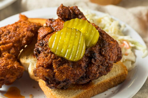 World Famous Nashville Hot Chicken Recipe