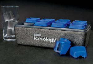 Iceology Cleverly Clear Ice Cube Maker Giveaway