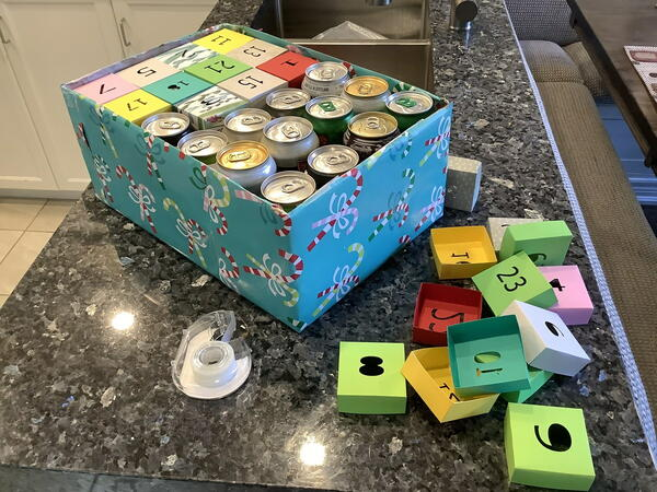 Beer Advent Calendar – How To Make Your Own
