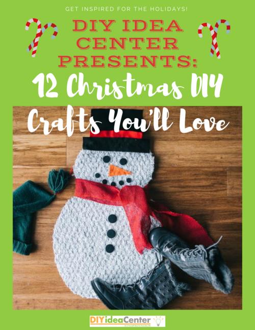 12 Christmas DIY Crafts You'll Love
