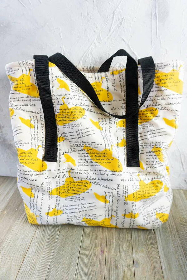 Easy Sew Tote